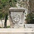 Relief in Roman forum in Zadar 03.jpg