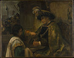 Rembrandt - Pilate Washing his Hands.jpg