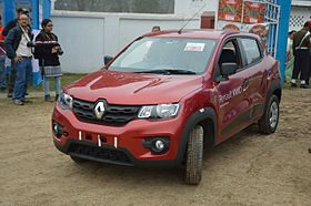 Image illustrative de l'article Renault Kwid