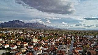 Resen, North Macedonia Town in Pelagonia, North Macedonia