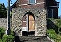 Reste d'architecture militaire devant l'église de Haccourt (3) - 62079-CLT-0003-01.JPG
