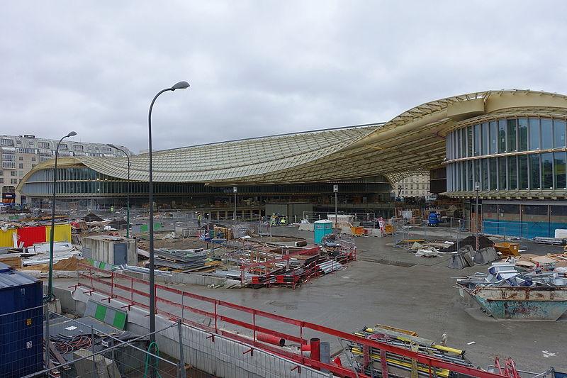 Tiedosto restructuration of forum des halles paris 30 january 2016 - Forum des halles paris ...