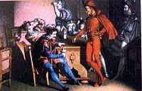 Scene from Faust (Source: Wikimedia)