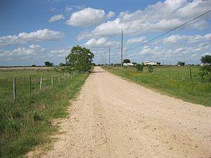 Rexville, Texas - Image: Rexville TX Northeast