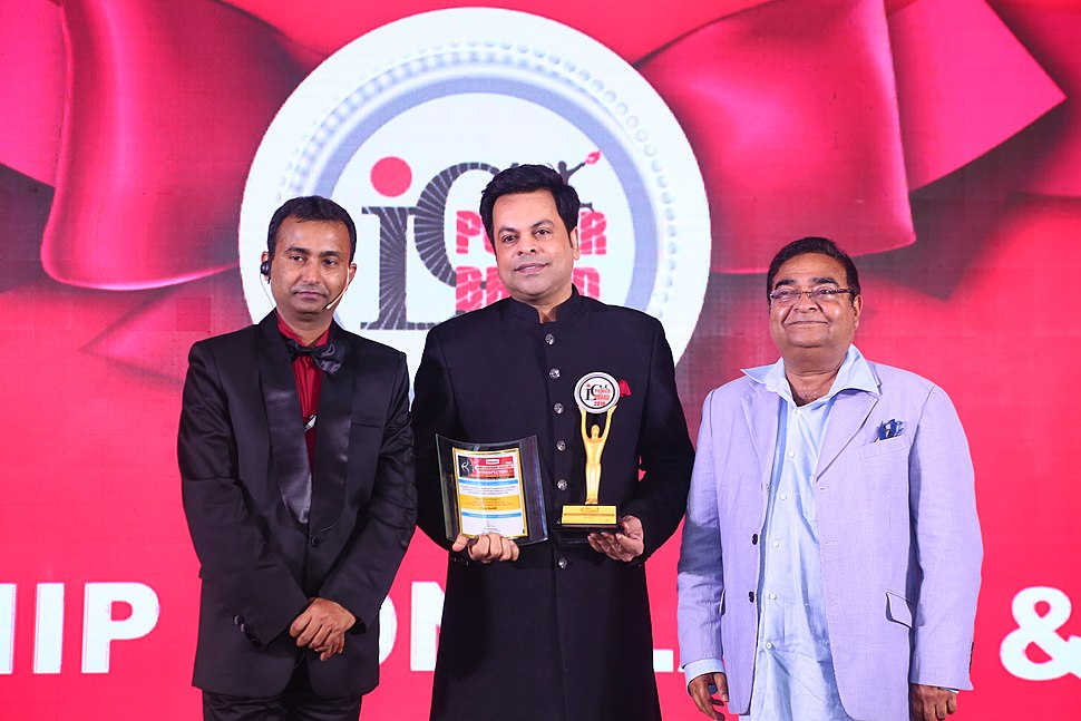 Reza with Satya Brahma %26 Dr. Mukesh Batra