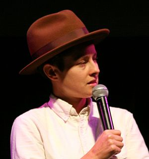Rhea Butcher - Butcher at w00tstock 8.0