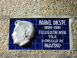 Dieste, Rafael (1899-1981)