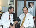 Richard Shelby receives a clean bill of health from Bill Frist.jpg