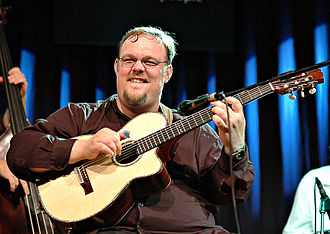 Richard Smith (English guitarist) - Richard Smith performing in Germany in 2006