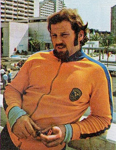 Ricky Bruch, 1972.