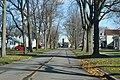 Ridgeville Corners tree-lined street.jpg