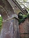 foto van Voetbrug in het Hunnerpark