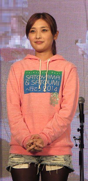 Rika Ishikawa - Image: Rika Ishikawa 140330