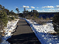 Rim Trail in Walnut Canyon.JPG