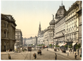 Ring Street, Budapest, Hungary, Austro-Hungary WDL2640.png