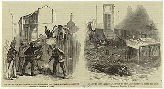 New Orleans massacre of 1866 Lewd disregard for human life as 50 are ruthlessly butchered in the New Orleans Riot