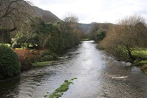 Maentwrog - River Dwyryd in Maentwrog