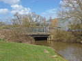 River Wey bridge, Brooklands, 15 April 2013 (2).jpg