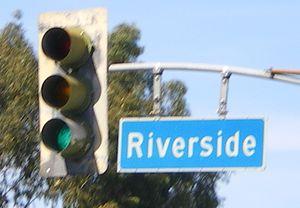 Riverside Drive (Los Angeles) - Image: Riverside Drive