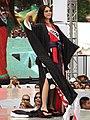 Riyo Mori at Miss Universe 2007 by David Light Orchard.jpg
