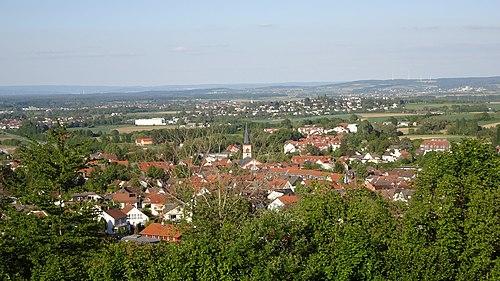 Roßdorf Hessen