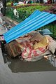 Roadside shelter in Dujiangyan - 2008 Sichuan earthquake.jpg