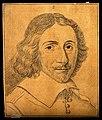 Robert Arnauld (Arnauld d'Andilly); portrait. Drawing, c. 17 Wellcome V0009271.jpg