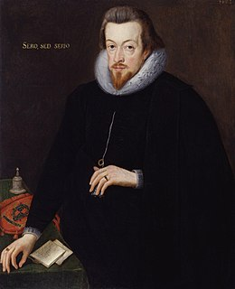 Robert Cecil, 1st Earl of Salisbury English Earl