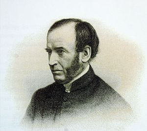 St. George's Cathedral, Cape Town - Bishop Robert Gray