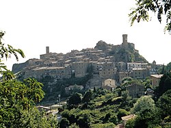 View of Roccatederighi