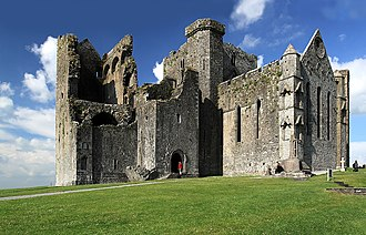 County Tipperary - The Rock of Cashel, seat of the Kings of Munster