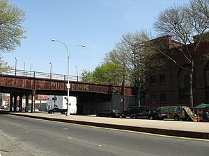 Rockaway Beach Branch - Woodhaven Junction