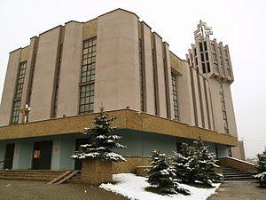 Radzionków - Church of the Ascension of the Virgin Mary in Radzionków-Rojca
