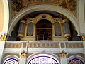 Rokitno, kościół par. p.w. Matki Boskiej Królowej Polski, 1746-1756 09.JPG