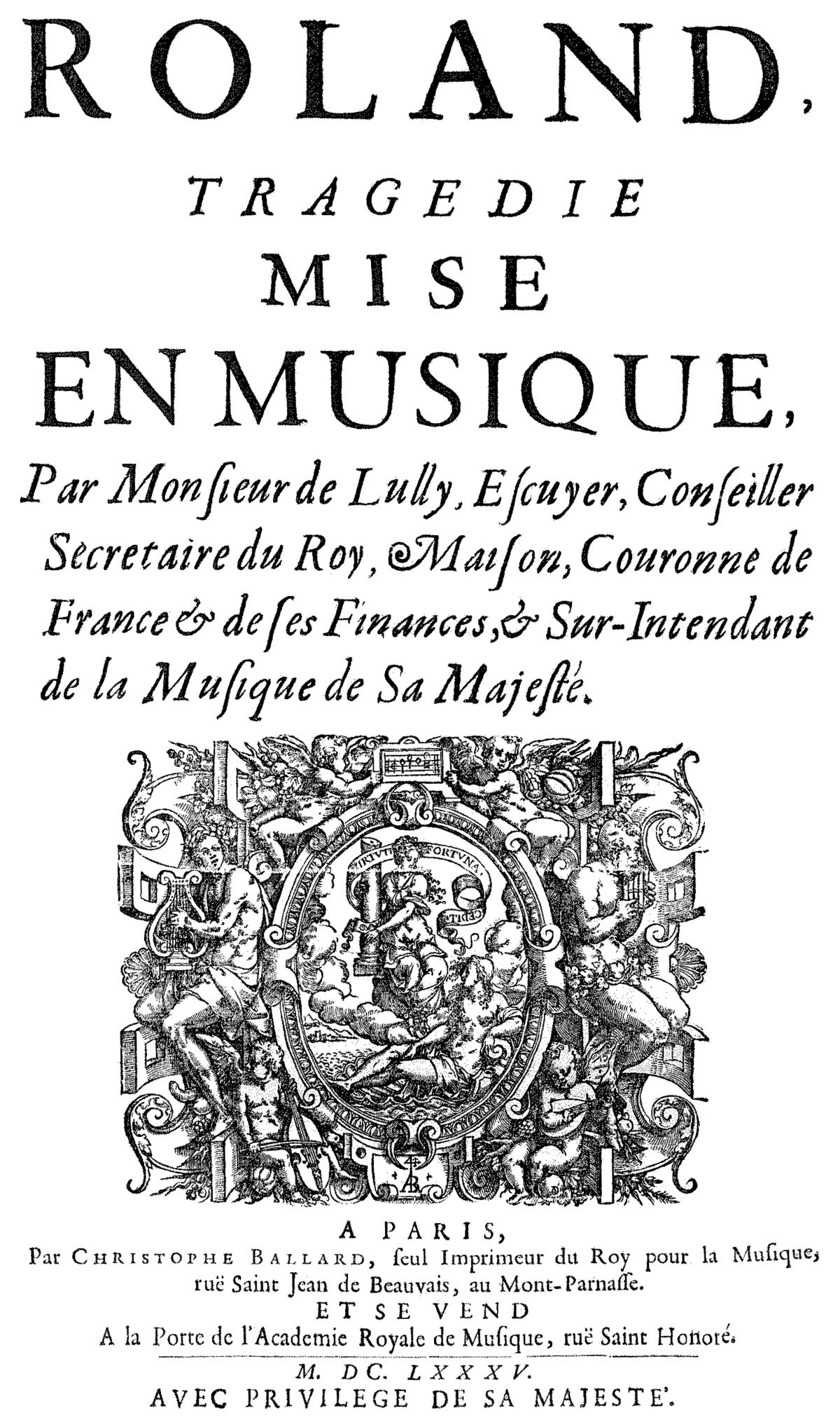 Roland (Lully) – Wikipedia