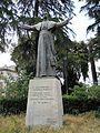 Roma, quartiere Tiburtino - monumento Pio XII.JPG