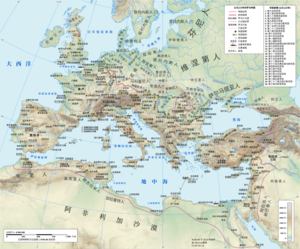 Roman Empire 125 general map-zh.png