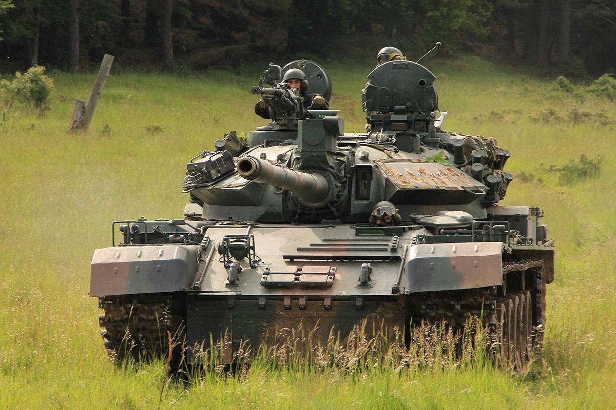 Tank T-55: characteristics, device, operation 69