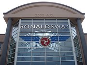Ronaldsway Airport IOM - Isle of Man - kingsley - 19-APR-09