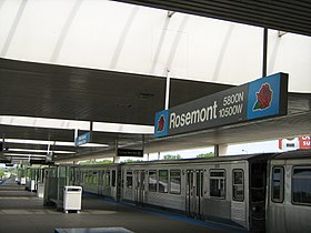 Image illustrative de l'article Rosemont (CTA)