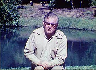 Ross Allen (herpetologist) - Image: Ross allen from florida memory
