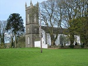 Rosslea - Image: Rosslea parish church