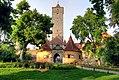 Rothenburg ob der Tauber-(Burgtor-2-Herrngasse 35-Blick von Westen)-damir-zg.jpg