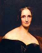 Mary Shelley -  Bild