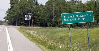 Lake Pleasant, New York Town in New York, United States