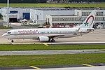 Royal Air Maroc, CN-RNU, Boeing 737-8B6 (28185500750).jpg