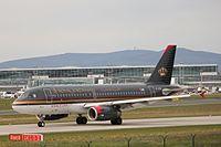JY-AYW - A320 - Royal Jordanian