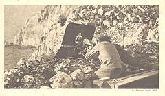 Rudolf Balogh - Battles of the Isonzo postcard 19.jpg