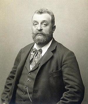 Georg Ritter von Schönerer - Georg Ritter von Schönerer, ca. 1893
