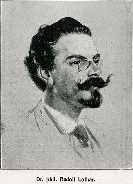 Rudolf Lothar